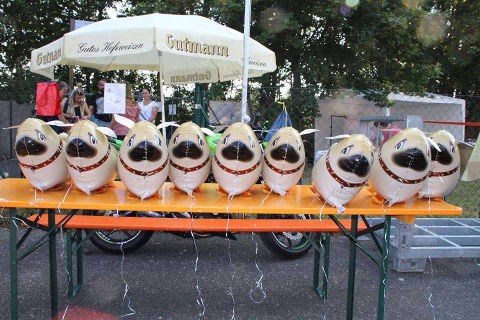 Mopsvolksfest Nürnberg