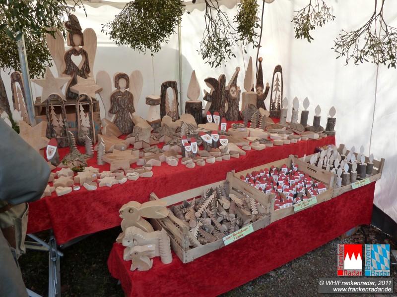 veranstaltung casteller adventsmarkt im schlossgarten. Black Bedroom Furniture Sets. Home Design Ideas