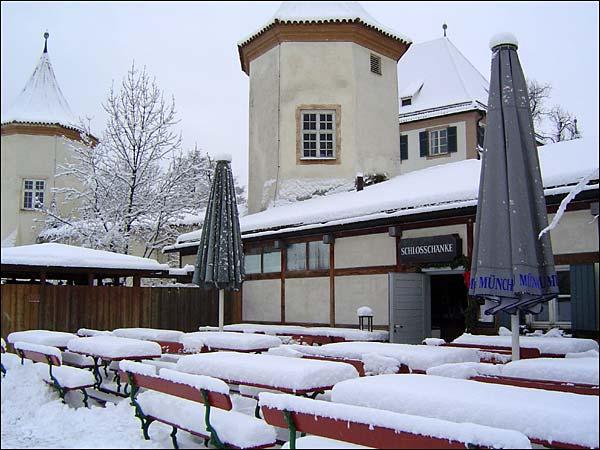 Restaurant Schlossschänke Blutenburg in München - Deutsch, Bayerisch ...