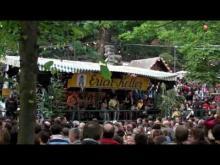 Impressionen vom Berch, untermalt mit dem Bergkirchweih-Song von Atze Bauer